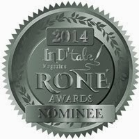 Lord Haversham Takes Command is a RONE Award nominee!