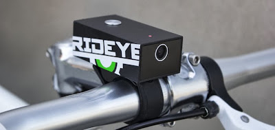 Cool Cameras For Your Everyday Life - Rideye - Bike Black Box Camera