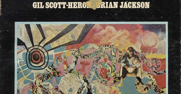 gil scott heron brian jackson discography
