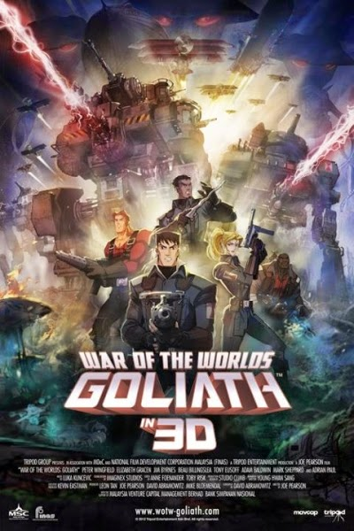 download film gratis war of the worlds goliath