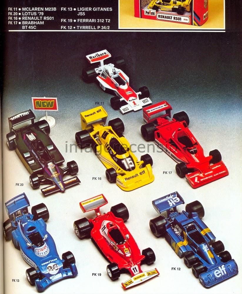 Imago recensio catalogo polistil 1980 for Catalogo grand prix
