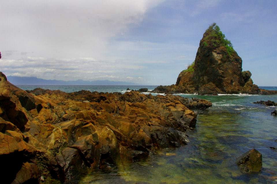 Baler Philippines  City new picture : Scenic Philippines: Digisit Beach Baler Aurora