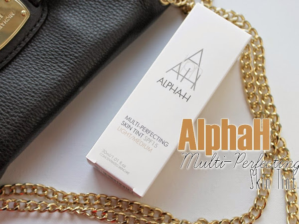 AlphaH Multi Perfecting Skin Tint.
