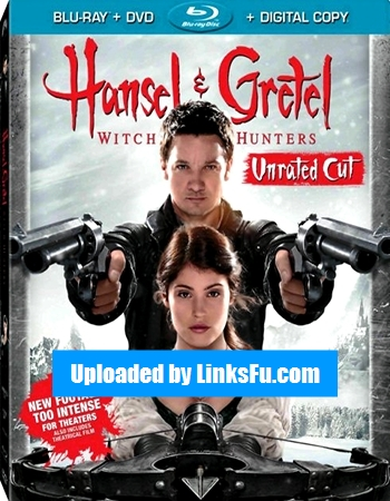 Hansel and Gretel Witch Hunters 2013 UNRATED m1080p BluRay