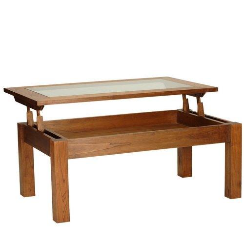 La web de la decoracion y el mueble en la red mesas de for Mesas auxiliares elevables