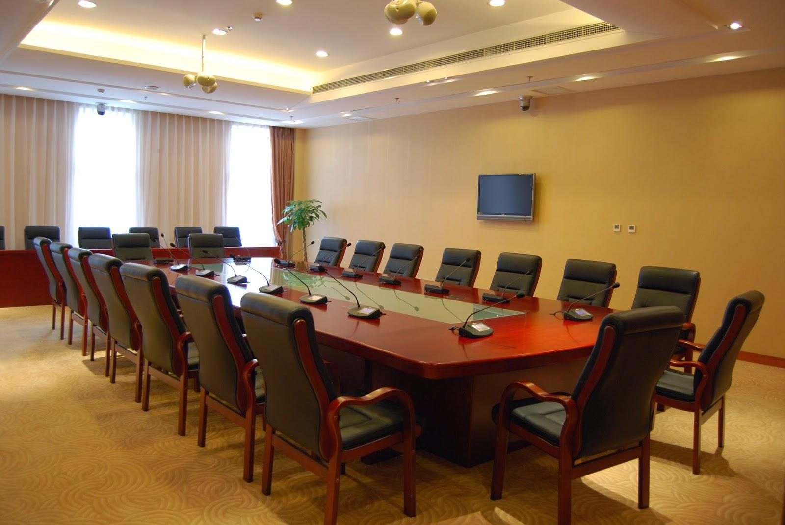 Desain Ruang Meeting Modern RAJA DISAIN INTERIOR
