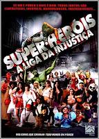 Baixar Filme Super-Heróis: A Liga Da Injustiça DVDRip AVI Dual Áudio