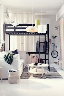 Interior Rumah minimalis tipe 21