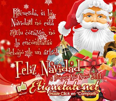 Recuerda, si la Navidad no está en tu corazón, no  la encontrarás debajo de un árbol. (Charlotte Carpenter)