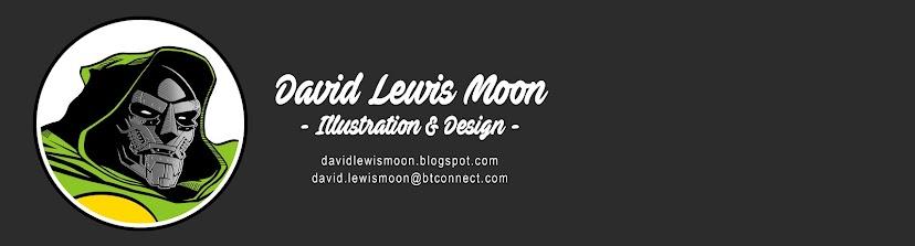 David Moon Illustration & Design