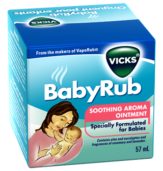 What to do when your baby 39 s sick madh mama for What does putting vicks on your feet do