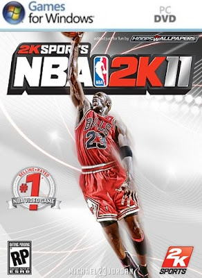 NBA 2K11 PC Cover