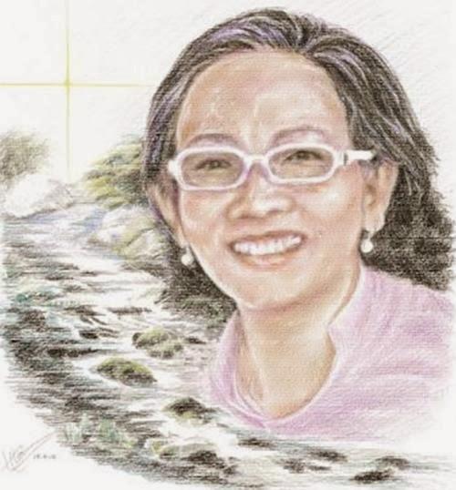 Blogger Tạ Phong Tần
