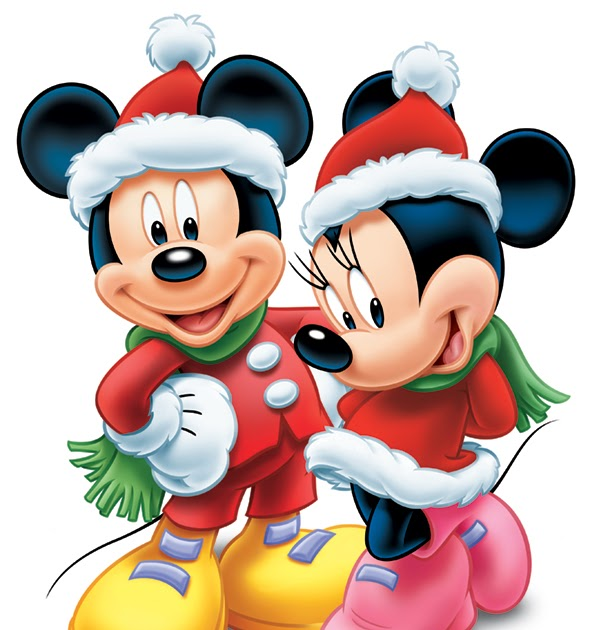 Mickey Mouse Minnie Christmas
