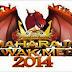 Tiket Final Maharaja Lawak 2014