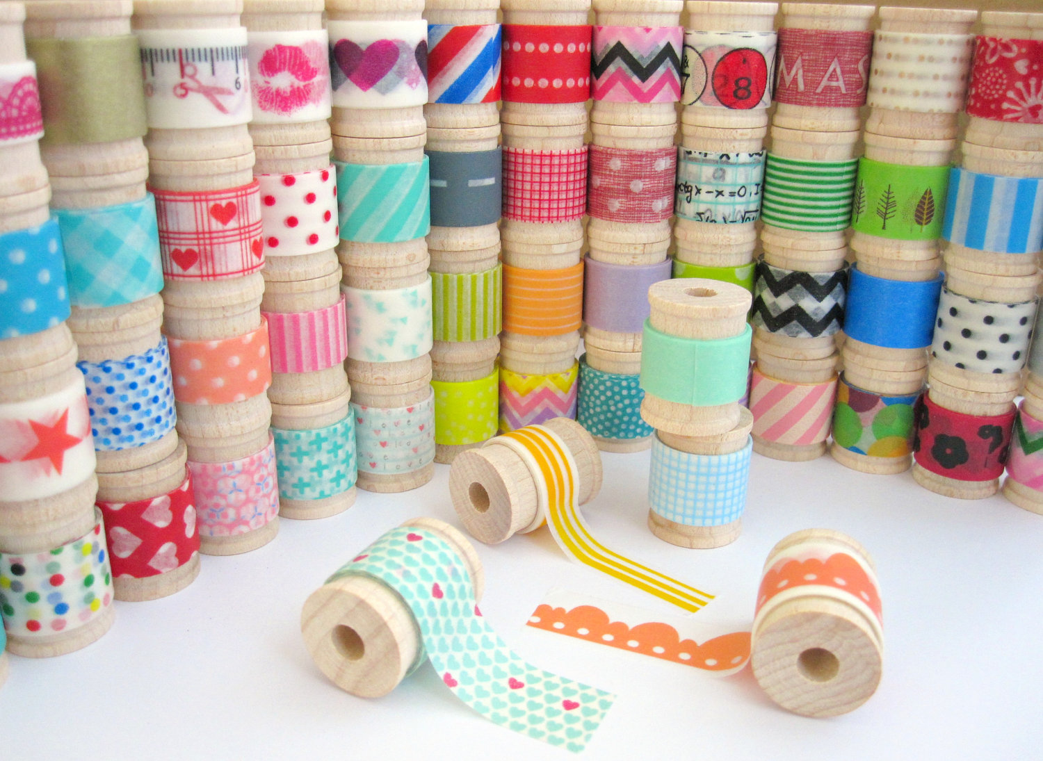 Decoracion Washi Tape ~ out Washi tape is decorative semi transparent Japanese masking tape