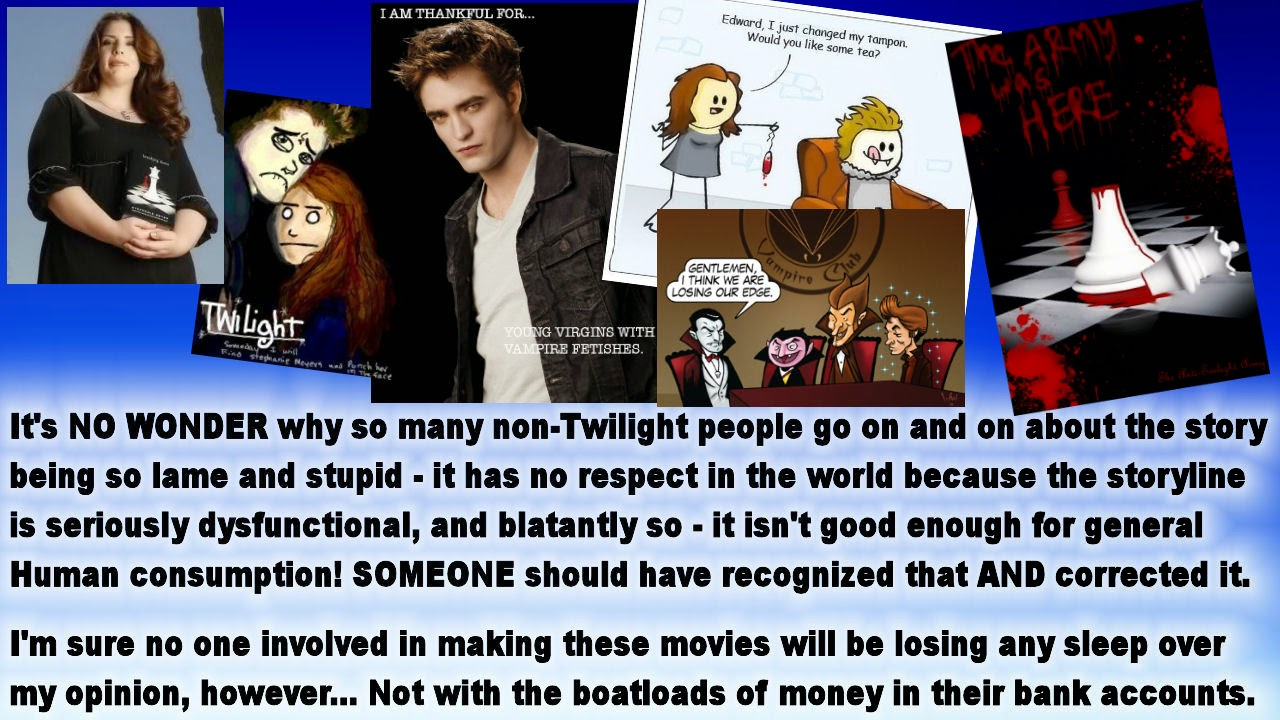 Anti Twilight Hate