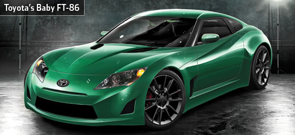 toyota new sports cars