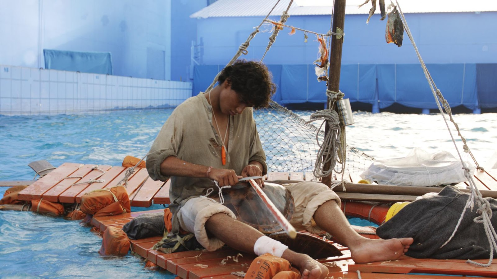 ocean of possibilities the making of life of pi