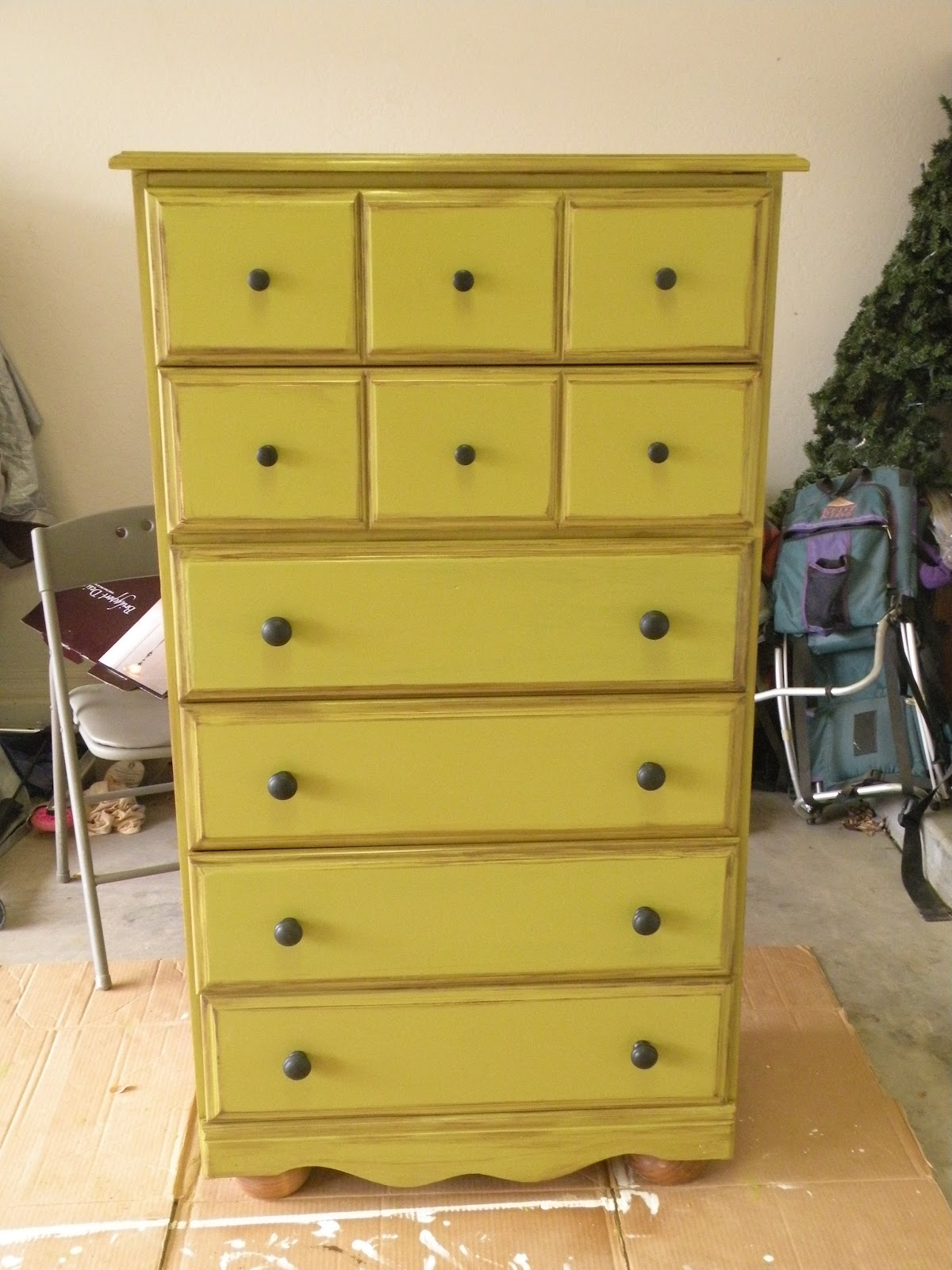 Furniture Refinishing Dresser Ideas