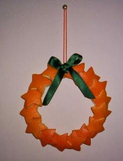 Ghirlanda di arance