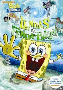 filmes Download   Bob Esponja: Lendas da Fenda do Bikini   DVDRip Avi + RMVB Dublado