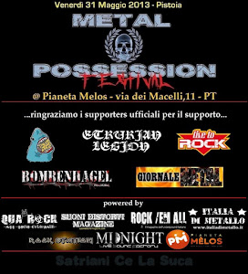 Metal Possession Festival