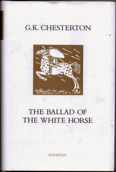 Random ramblings of an absent minded professor the ballad of the the ballad of the white horse 1911 fandeluxe Images
