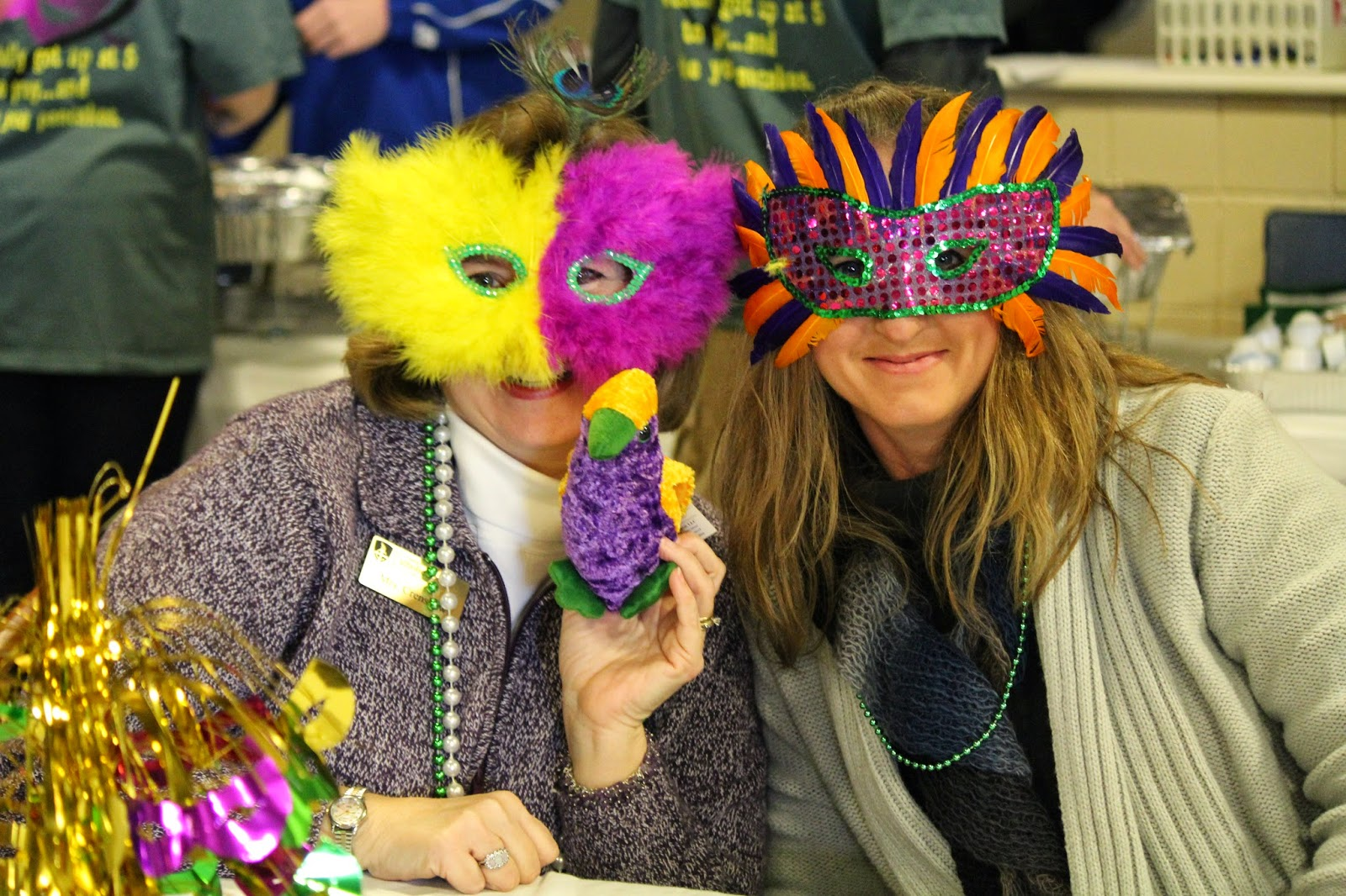15th Annual Mardi Gras Prayer Breakfast Hosted By Montgomery Catholic's Class of 2016 3