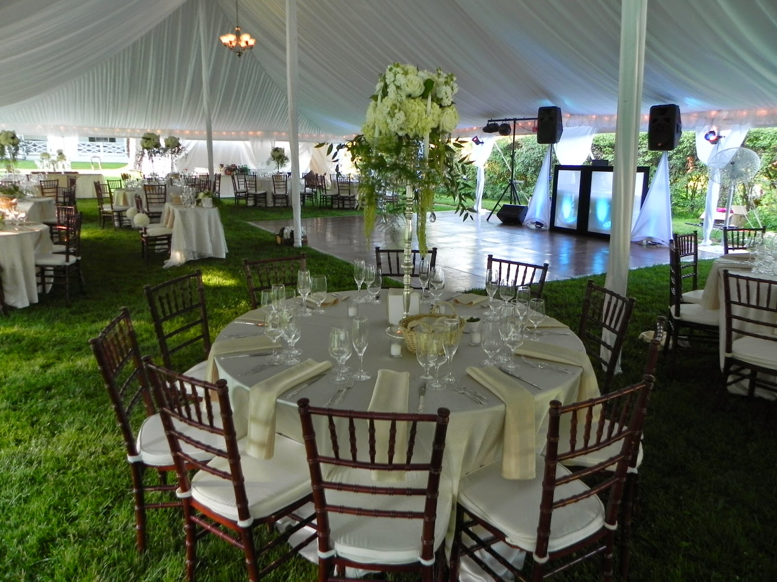 Special Occasions At Glen Magna Farms