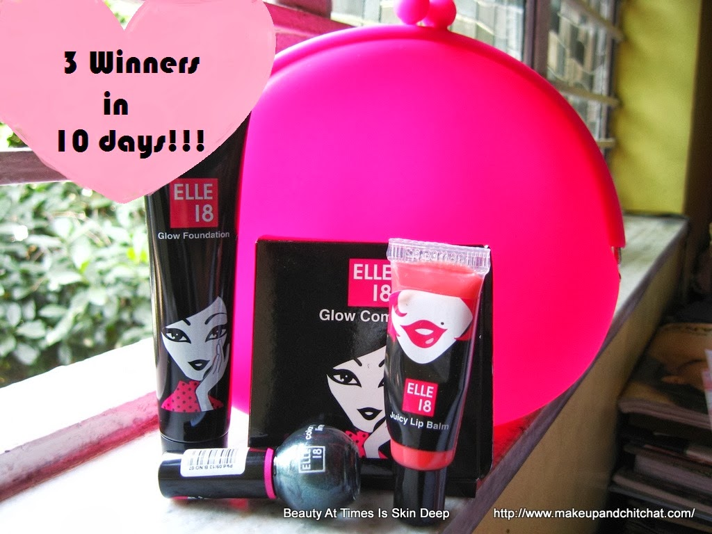 Get Lipalicious Giveaway :10 days, 3 winners