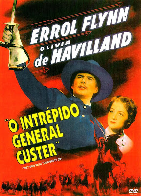 O Intrépido General Custer - DVDRip Dublado