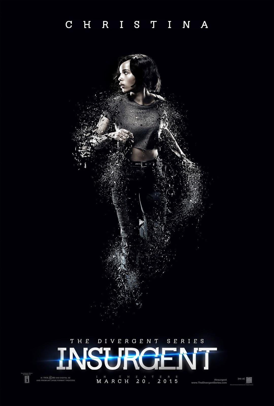 Christina Insurgent