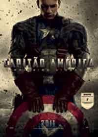 Filme Capitão América O Primeiro Vingador   Dublado