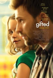 Gifted (2017) HDRip