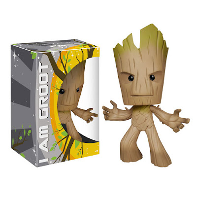 Guardians of the Galaxy Groot Super Deluxe Marvel Vinyl Figure by Funko
