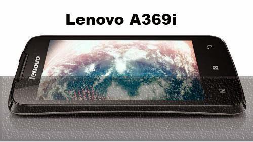 Harga Lenovo A369i Terbaru dan Spesifikasi