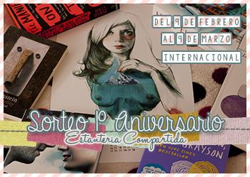 http://estanteriacompartida.blogspot.com.es/2015/02/sorteo-1-aniversario.html?showComment=1423508855818#c3063082596784881146