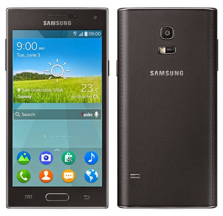 Samsung Galaxy Z, Hp Samsung Terbaru OS Tizen, Samsung Galaxy Z di Indonesia