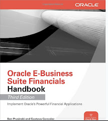 Oracle R12 EBS Handbook