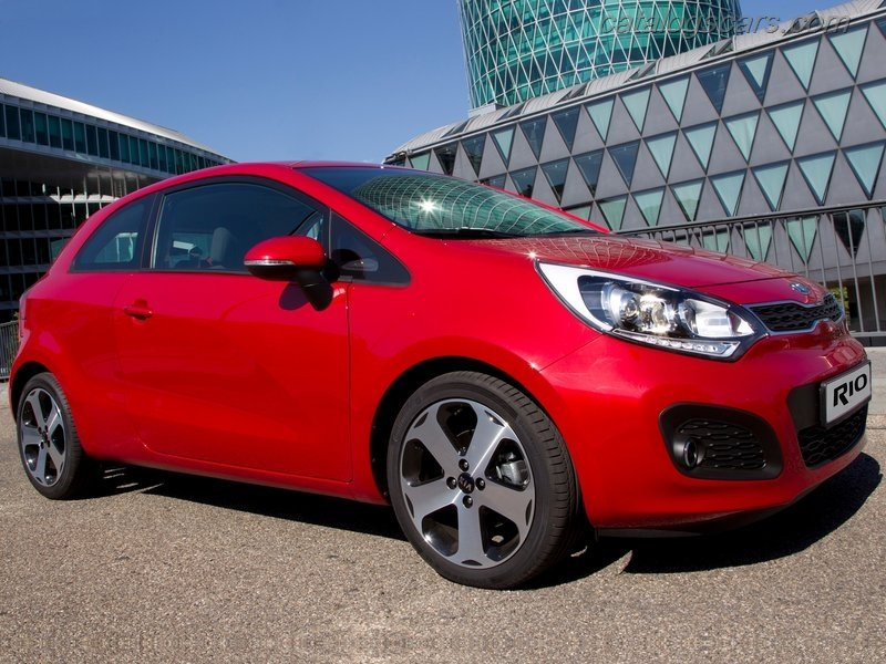 ��� ����� ��� ��� 3 ��� 2013 - ���� ������ ��� ����� ��� ��� 3 ��� 2013 - Kia Rio 3-door Photos