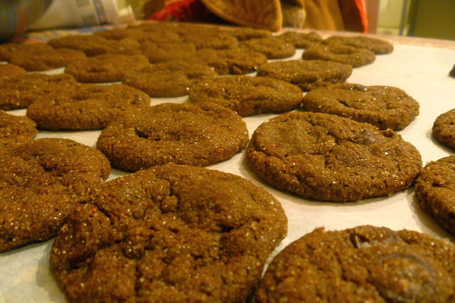 Vegan Mexican Chocolate Cookie