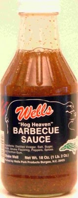 Wells Barbecue Sauce