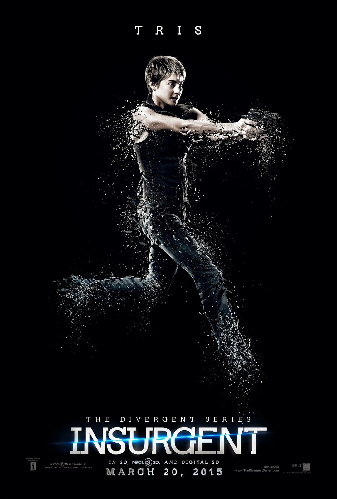 The Divergent Series: Insurgent (Tris)