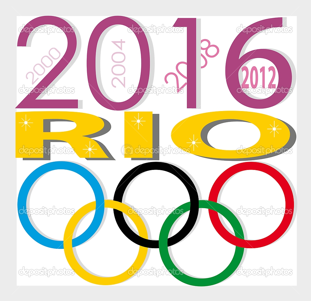 Rio Olympics 2016Olympic Rings 2016