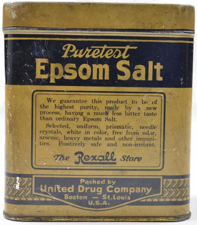 33 unusual uses for epsom salt fluster buster - Unusual salt uses ...