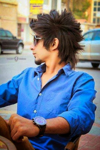 Indian Boys hair Style