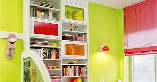 Modern colors paint to kids bedroom - Paint color for kids bedroom ...