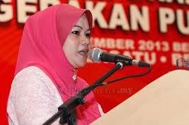 Ketua Pergerakan Puteri UMNO Sabah