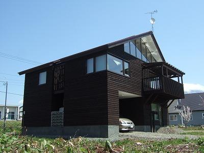 ニセコの家 2007 ニセコ